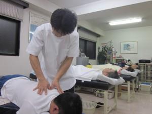 靭帯(筋肉)の調整